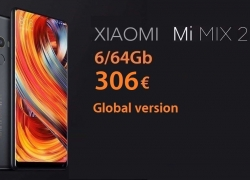 Codice Sconto – Mi Mix 2 Black Global 6/64Gb a 306€