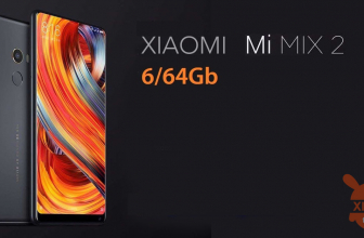 Offerta – Mi Mix 2 Black Global 6/64Gb a 239€ (pochi pezzi disponibili) da Amazon Prime