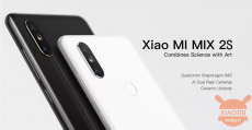 Oferta - Xiaomi Mi Mix 2S Global 6 / 128Gb a € 229,90 da Amazon Prime