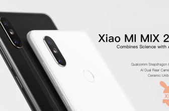 Oferta - Xiaomi Mi Mix 2S Global 6 / 128Gb a 289 € de stock de la UE