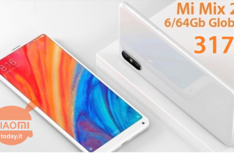 オファー -  Xiaomi Mi Mix 2S Global 6 / 64Gb to 317€