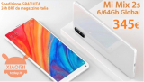 Offer - Xiaomi Mi Mix 2S Global 6 / 64Gb to 345 € shipped in 24h from stock Italy