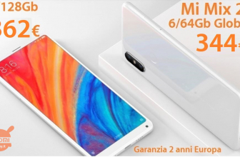 Discount Code - Xiaomi Mi 2S Global Mix 6 / 64Gb to 344 € and 6 / 128Gb to 362 € 2 Guarantee years Europe Shipping Italy Express FREE