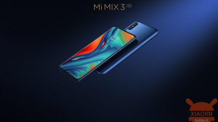 Xiaomi Mi Mix 3 5G: new and powerful variation coming soon