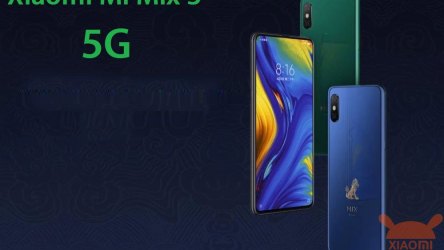 Discount Code - Xiaomi Mi Mix 3 5G GLOBAL 6 / 128Gb at 330 € warranty 2 years Italy and FREE priority shipping free gift set!