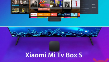 Offer - Xiaomi Mi Box S 4K HDR Android TV International with Chromecast at 56 € from Amazon Prime