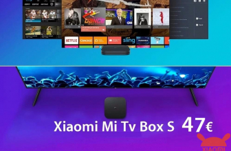 كود الخصم - Xiaomi Mi TV Box S 4K International HDR إلى 47 €