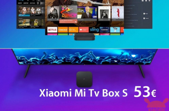 Code de réduction - Xiaomi Mi TV Box S 4K International HDR à 53 €