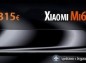 Discount Code - Xiaomi Mi 6 Black 6 / 64Gb to 315 € with shipping Italy Express Included