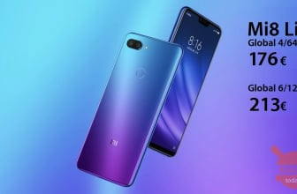 Discount Code - Xiaomi Mi8 Lite Global 4 / 64Gb to 176 €