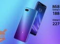Discount Code - Xiaomi Mi8 Lite Global 6 / 128Gb to 226 € and 4 / 64Gb to 188 €