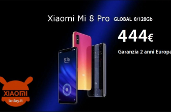 Code de réduction - Mi8 Pro Global Transparent 8 / 128Gb à 444 € Garantie 2 années Expédition prioritaire en Europe Inclus!