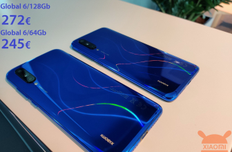 Discount Code - Xiaomi Mi9 Lite Global 6 / 128Gb at 272 € and 6 / 64GB at 245 €