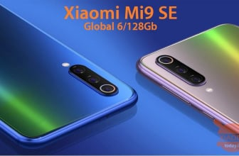 Oferta - Xiaomi Mi 9 SE Global (Banda 20) 6 / 128Gb para 246 € da Amazon