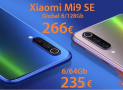 كود الخصم - Xiaomi Mi9 SE Global (20 Band) 6 / 128Gb من 266 € و 6 / 64Gb مقابل 235 € فقط