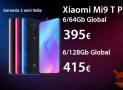 Discount Code - Xiaomi Mi9 T Pro Global All 6 / 64Gb colors at 395 € and 6 / 128Gb Global Red at 415 € Italy 2 warranty and priority shipping Included
