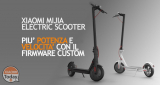 More power with the Mod Firmware for the Xiaomi Mijia M365 electric scooter