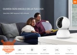 할인 코드-Xiaomi Mijia 1080P 360 ° PTZ Smart IP Camera at 25 €