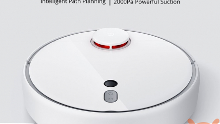 Discount Code - Xiaomi Mijia 1S Robot Vacuum at 284 € 2 Years Europe Warranty