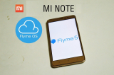Flyme Guide na Xiaomi Mi Notes