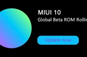 MIUI 10: here are all the links to the downloads of the Global and China ROM
