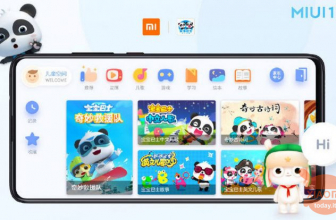 MIUI 11 will integrate a new kids mode and Zen Mode