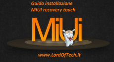 Miui Recovery Touch:恢复库存的绝佳替代品