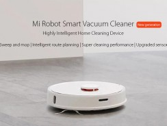 Codice Sconto – Xiaomi Smart Robot Vacuum Cleaner New Generation Upgraded Version a 427€
