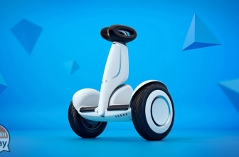 Offer - Xiaomi Ninebot Plus Electric Scooter Self-Balanced at 491 € 2 Warranty years Europe