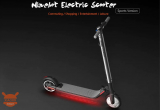 Discount Code - Ninebot Mijia Es2 electric scooter at 356 € and the ES1 version at 293 € with 2 years warranty from EU warehouse