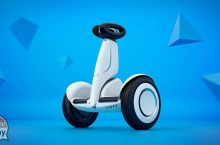 Offer - Xiaomi Ninebot Plus Electric Scooter Self-Balanced at 500 € 2 Warranty years Europe