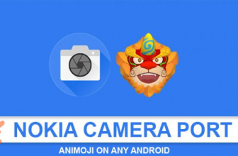 Nokia Camera Animoji también están disponibles para dispositivos Xiaomi