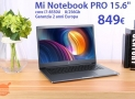 Offer - Xiaomi Mi Notebook Pro i7-8550U 8 / 256Gb to 849 € Shipping shipping Priority Line to 2 €