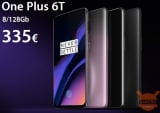 할인 코드-One Plus 6T 8 / 128Gb 335 €