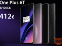 Discount Code - One Plus 6T 8 / 128Gb at 412 € China guarantee and 441 € Europe 2 guarantee and FREE priority shipping