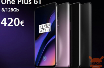 Discount Code - One Plus 6T 8 / 128Gb at 420 € China guarantee and 441 € Europe 2 guarantee and FREE priority shipping