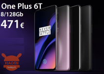 Discount Code - One Plus 6T 6 / 128Gb to 455 € and 8 / 128Gb to 471 €