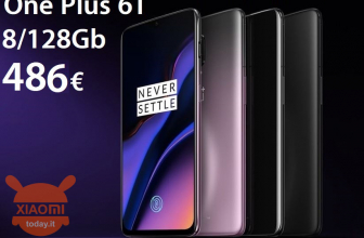 Offer - One Plus 6T 8 / 128Gb to 486 € 2 years warranty Europe and priority delivery Included