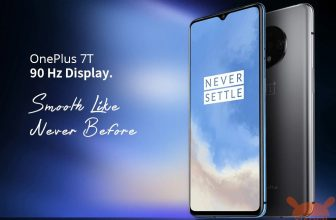 OnePlus 7T Global 8 / 128Gb、326€XNUMX年保証公式OnePlus