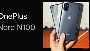 Il OnePlus Nord N100 in stock su Amazon Prime a un prezzo imperdibile