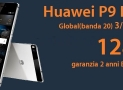 Offer - Huawei P9 Lite 3 / 16Gb Global (20 band) to 128 € 2 years warranty Europe and shipping Italy Express Included!