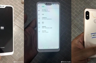Presumed Redmi 6 appears in the photo: and notch also on the Xiaomi mid ranges