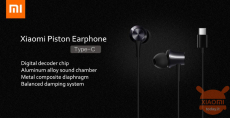 Offer - Xiaomi Piston In Ear TYPE C headphones at 13 € and the basic versions at 6 € from China and 9 € from Amazon Prime
