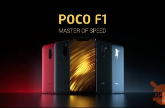 Poco F1 Pro 128Gb sprouts a few pieces at an incredible price!
