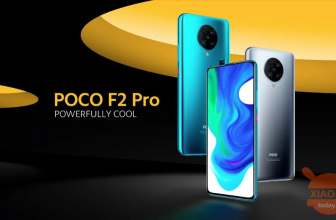 Oferta - Xiaomi PocoPhone F2 Pro 6 / 128Gb Global a 416 € y a 499 € en Amazon Prime, 8 / 256Gb a 572 €