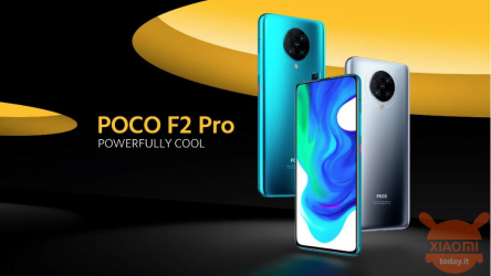 Code de réduction - Xiaomi PocoPhone F2 Pro 6 / 128Gb Global à 438 € Expédition DHL (sans douane) Gratuit