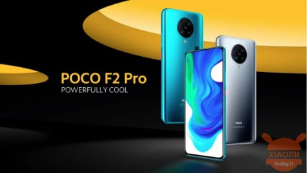 Code de réduction - Xiaomi PocoPhone F2 Pro 6 / 128Gb Global à 428 € Expédition DHL (sans douane) Gratuit et 499 € d'Amazon Prime