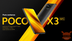 Poco X3 NFC 128Gb at 185 € from EU it would be crazy not to buy it!