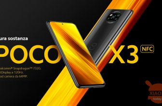 Poco X3 NFC 128Gb at 200 € from EU it would be crazy not to buy it!