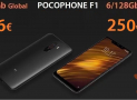 Discount Code - Xiaomi PocoPhone 6 / 128Gb at 250 € and 6 / 64Gb version at 236 €
